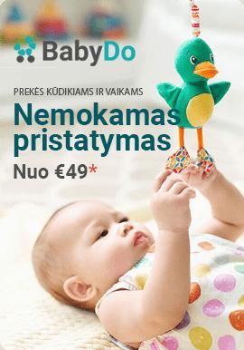 Babydo.lt - Prekės kūdikiams ir vaikams internetu